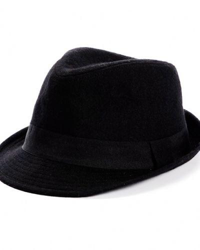 Soft Grey Hatt i borsalino-modell. Huvudbonader håller hög kvalitet.