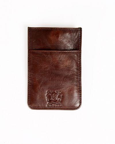 Ashton mörkbrun korthållare Nic & Mel ONE SIZE - Nic & Mel - Plånböcker