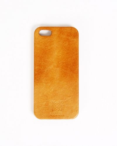 Cagny Iphone 5 hardcase cognac Nic & Mel ONE SIZE från Nic & Mel, Telefonväskor