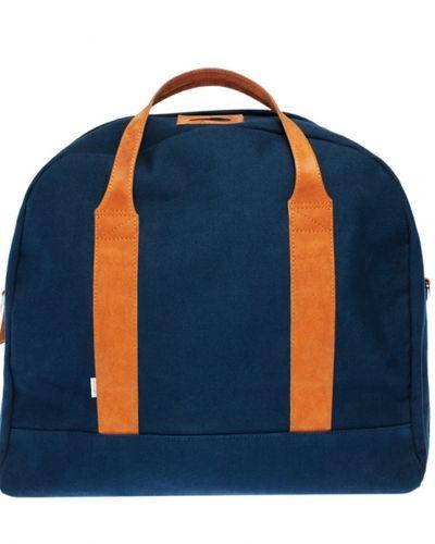 Sandqvist Carl-Gustaf blå weekendbag Sandqvist ONE SIZE. Väskorna håller hög kvalitet.