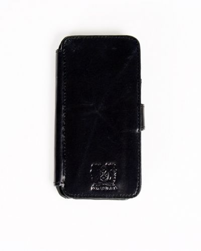 Nic & Mel Stewart bookcase Iphone 5 svart Nic & Mel ONE SIZE. Datorvaskor håller hög kvalitet.