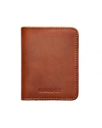 Sandqvist Veiron brun plånbok Sandqvist ONE SIZE. Väskorna håller hög kvalitet.