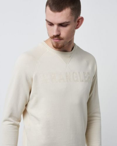Wrangler 1947 Crew Sweat Whitecap