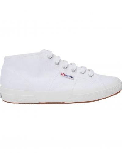 Höga sneakers från Superga till herr.