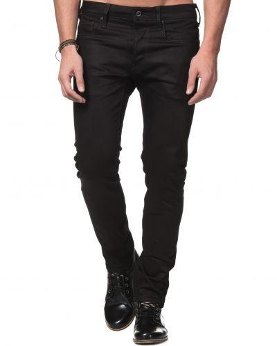 Till herr från G-Star, en svart blandade jeans.