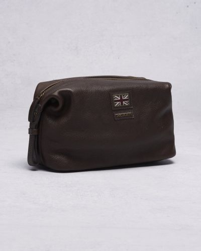 Morris 45031 Toilet Bag Dark