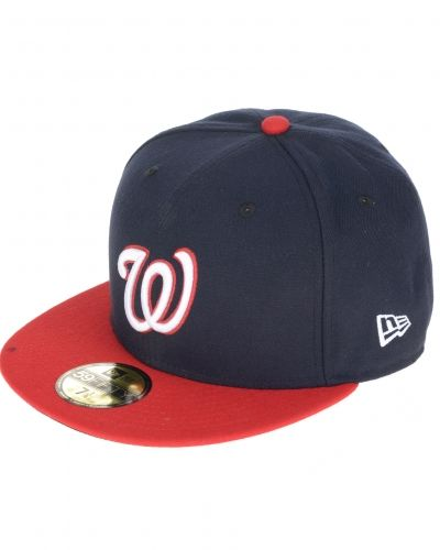 New Era 59 Fifty Washington Nationals Navy/Red