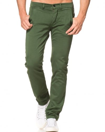 Adan Chino Forest Velour chinos till herr.