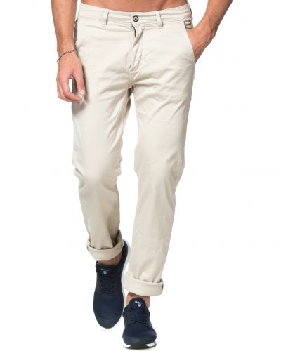 Velour By Nostalgi Adan Chino Light Grey