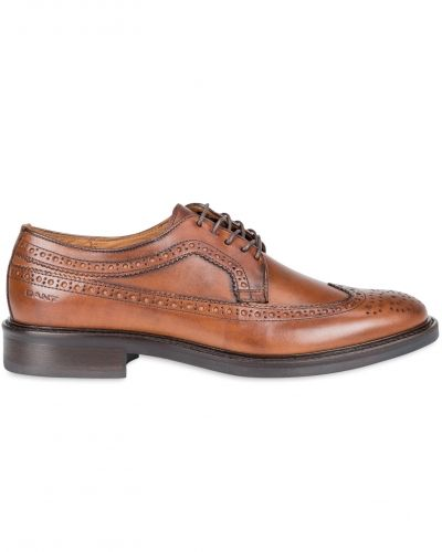 Gant Footwear Albert Brogue G45 Cognac
