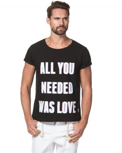 All You Needed Somewear t-shirts till herr.