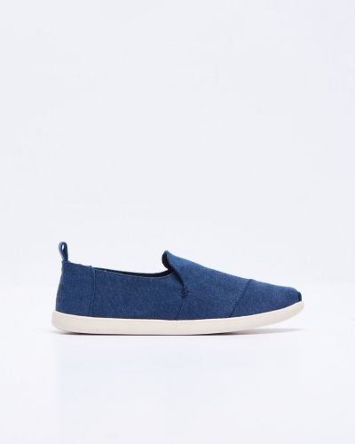 TOMS Alpargata Navy Washed