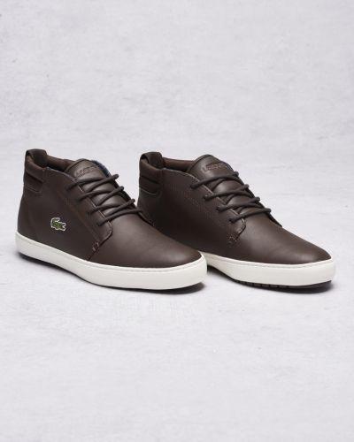 Höga sneakers från Lacoste till herr.