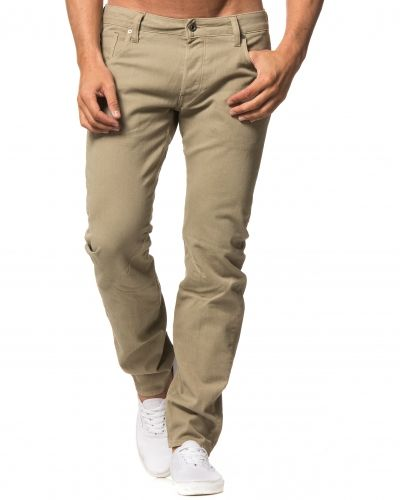 Chinos Arc 3 D Slim Khaki från G-Star