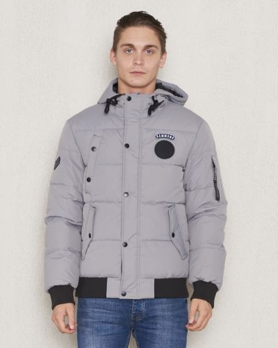 Arlo Jacket Light Grey