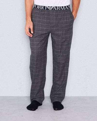 Armani Armani PJ Check Grey