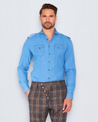 Artos Shirt Castor by Castor Pollux jeansskjorta till herr.