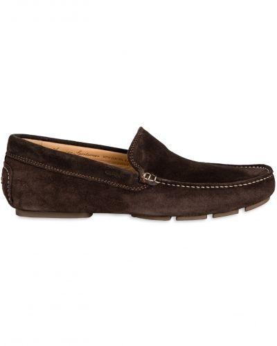 Finsko Austin Car Shoe G46 Dark från Gant Footwear