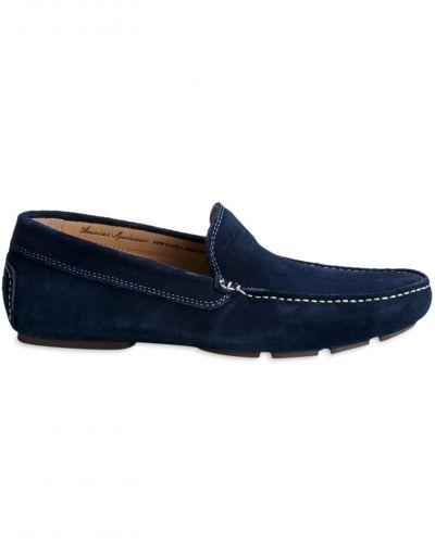 Till herr från Gant Footwear, en blå finsko.