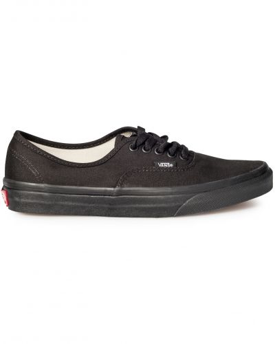 Authentic Black / Vans sneakers till herr.