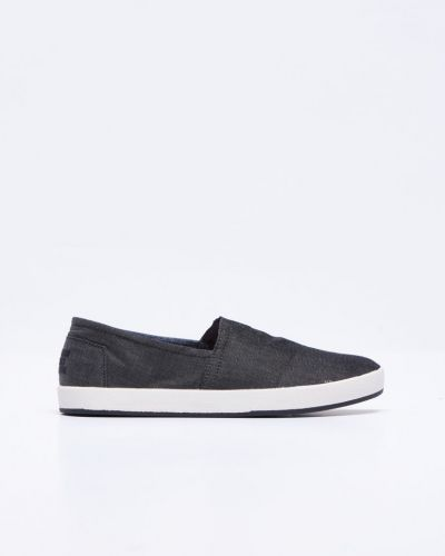 TOMS Avalon Slip on Black Chambrey