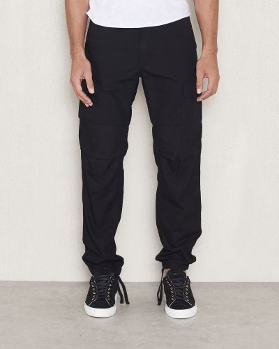 Chinos Aviation Black Rinsed från Carhartt