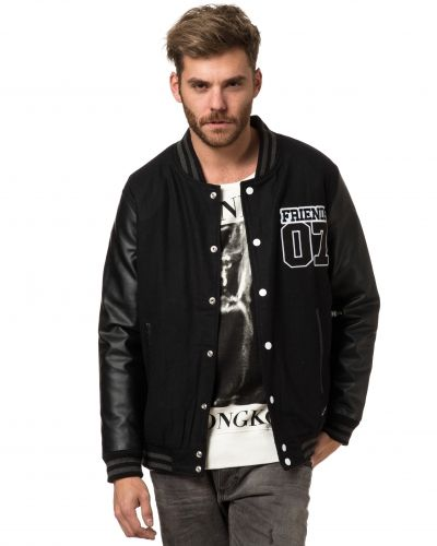 Somewear Baseball Jacket Marino Black/Grey