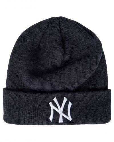 New Era Basic Cuff Knit New York Navy/White