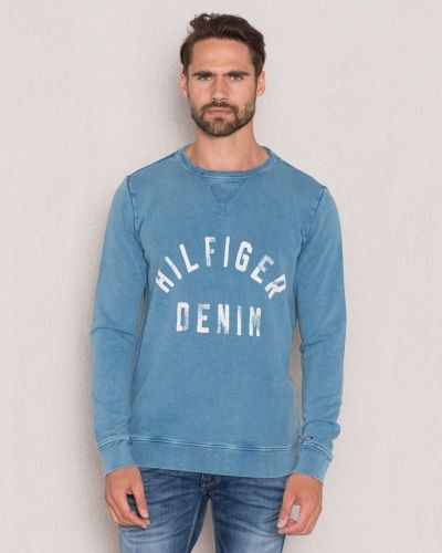 Hilfiger Denim Basic Logo Sweat 405 Light Indigo