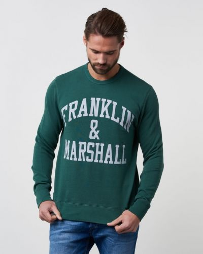 Sweatshirts Basic Logo Sweat från Franklin & Marshall