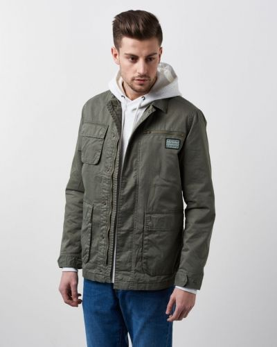 Clay Cooper Battle Jacket Army Green