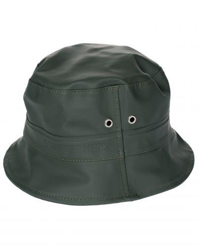 Till herr från Stutterheim, en grön hatt.