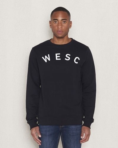 Blake crewneck WeSC sweatshirts till killar.