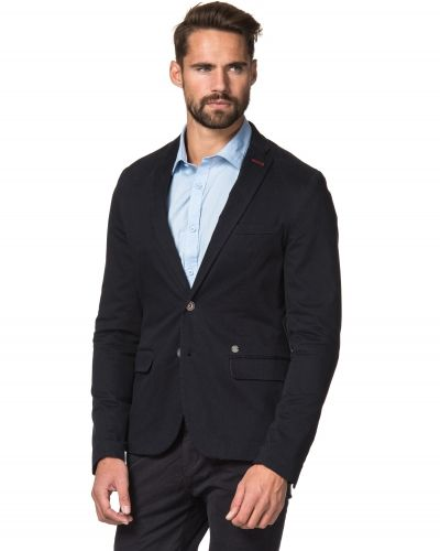 Dstrezzed Blazer Stretch Twill Dark Navy
