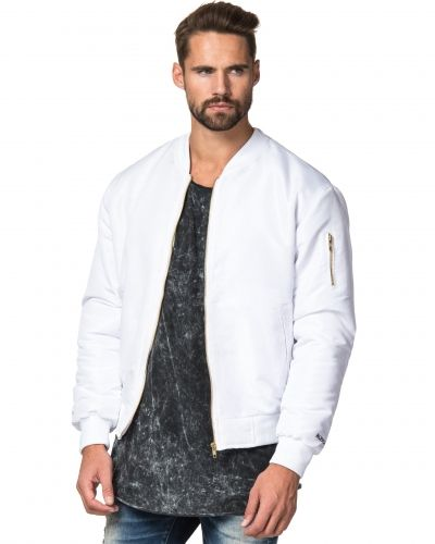 Blench Blench Bomber White