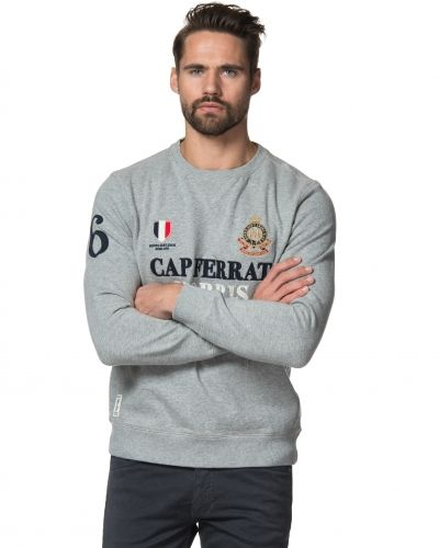 Morris Bond Sweatshirt Grey