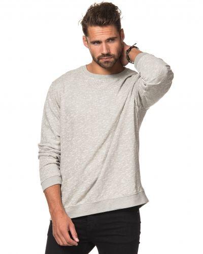 Dr.Denim Box Tone Sweater Lt. Grey Mix