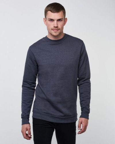 William Baxter Brad Sweater Dark Grey
