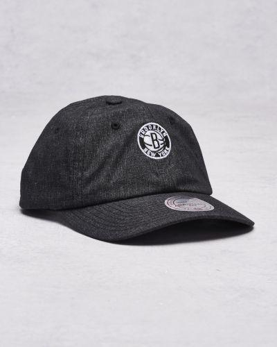 Brooklyn Nets Snapback Mitchell & Ness keps till unisex/Ospec..