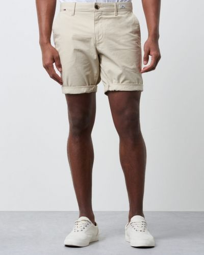 Tommy Hilfiger Brooklyn Shorts Light Twill 236 Oyster
