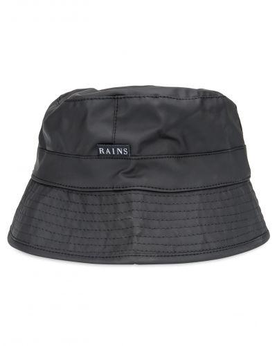 Hatt Bucket Black från Rains