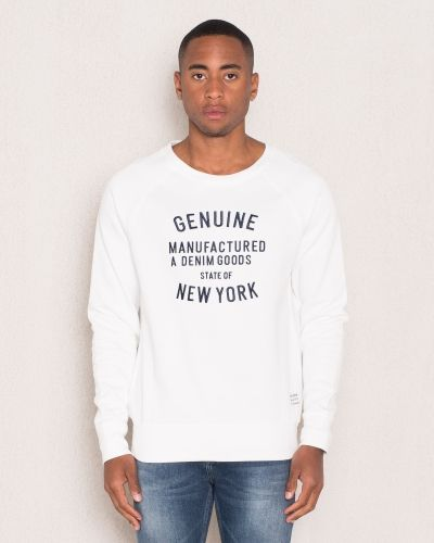 Clay Cooper Cadence Sweatshirt Off White