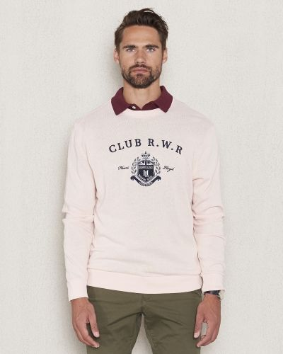 Calcott Crew Sweat Soft Henri Lloyd sweatshirts till killar.