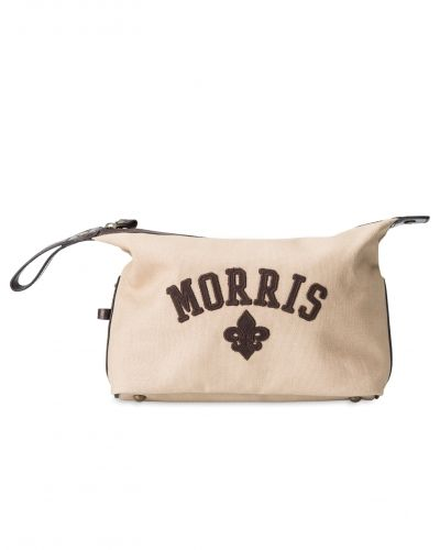 Morris Canvas Toilet Bag Sand