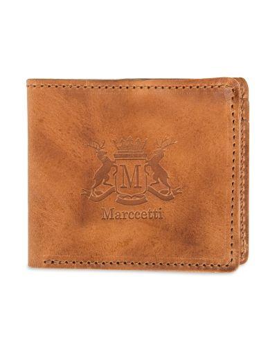 Till herr från Marccetti, en plånbok.