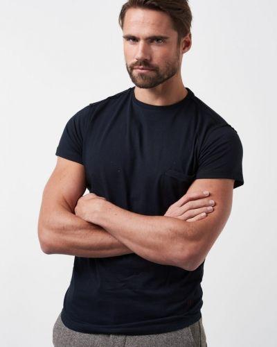 Castori Black Tee Castor Pollux t-shirts till herr.