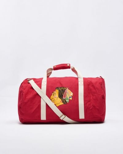 Weekendbags Chicago Blackhawks från Mitchell & Ness