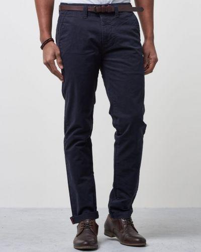 Dstrezzed Chino Pants w Belt Dark