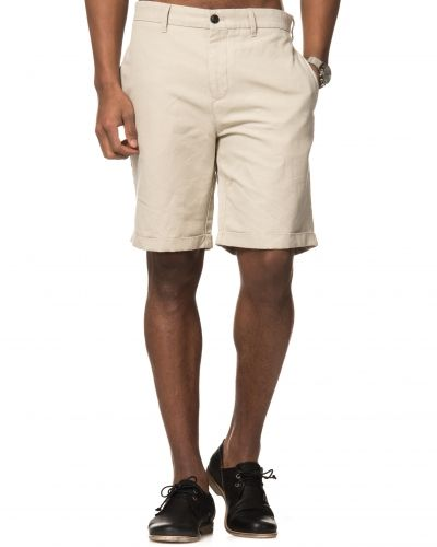 Knowledge Cotton Apparel Chino Short 1165 Khaki