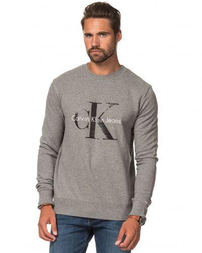 CK Logo Crew Neck 073 Calvin Klein Jeans sweatshirts till killar.